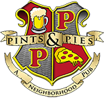 Pints & Pies Neighborhood Pub Logo